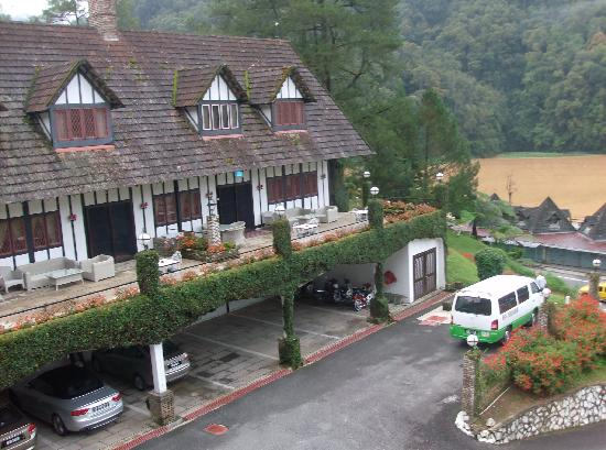 The Lakehouse, Cameron Highlands: vista dalla camera