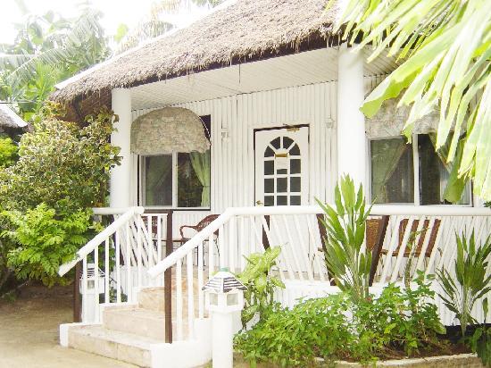 La Reserve Beach Hotel: bungalows