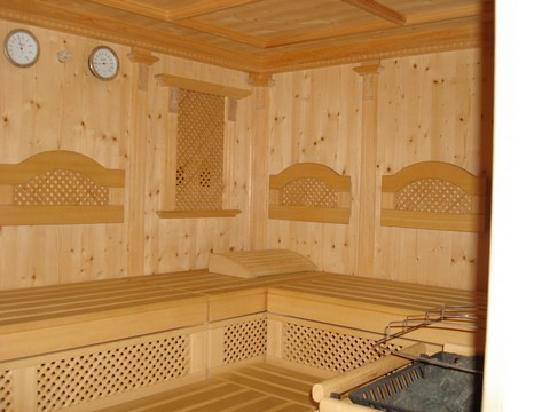 Apart Hotel Rosmarin: Sauna