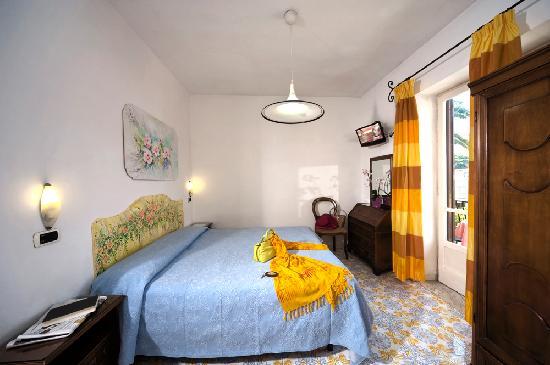 Hotel Terme Principe: Camera matrimoniale