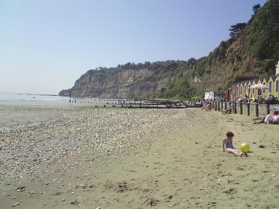 Clarence House B and B: 1 of 2 other secluded beaches