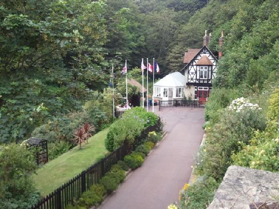 Clarence House B and B: Shanklin Chine in the Old Village
