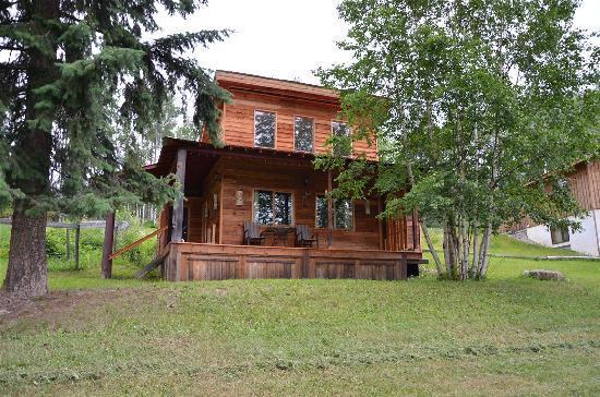 Goldenwood Lodge: Lodge