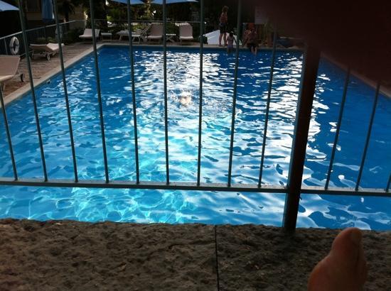 Hotel Broglia: swimming pool