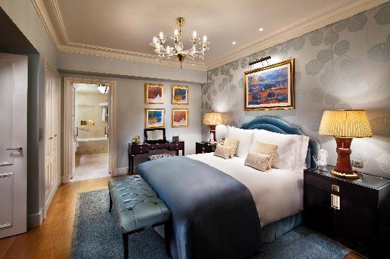 โรงแรมเคมพินสกี ไนล์: Suite