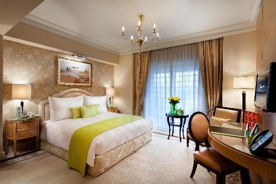 Kempinski Nile Hotel Cairo: Standar Room