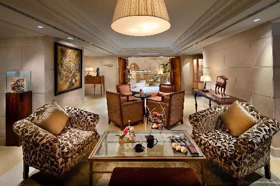 โรงแรมเคมพินสกี ไนล์: Chocolate Lounge