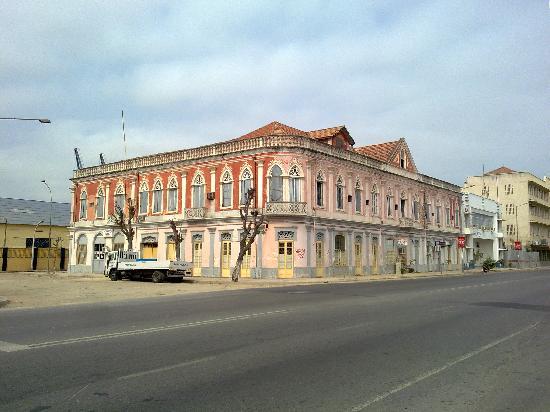 Lobito, أنجولا: Lobito Street