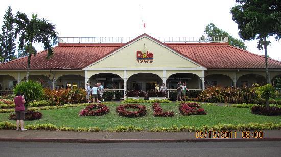 Dole Plantation: The Visitor Center