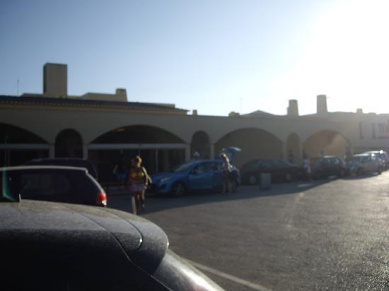 ทิวลี่ คาโวเอโร่ โฮเต็ล: Entrada hotel
