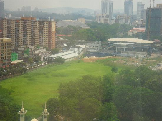 Hotel Sentral Pudu: view from hotel