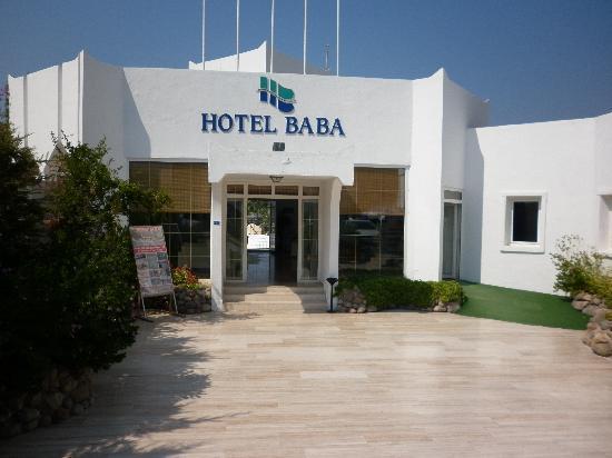 Baba Hotel: Ingresso