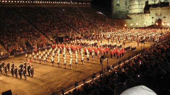 Pillars House: Military Tattoo 2011
