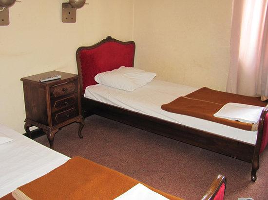 Twin room, Hotel Bristol