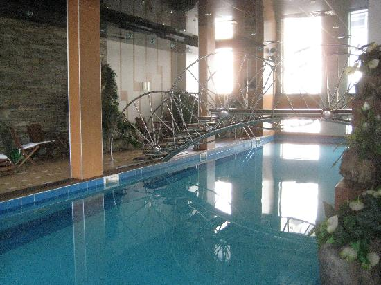 Hotel Anel: pool