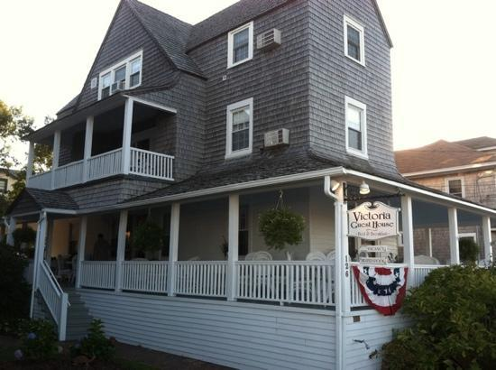 Victoria Guest House: A historic B&B.