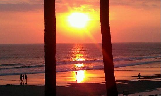 The Legian Bali: sunset