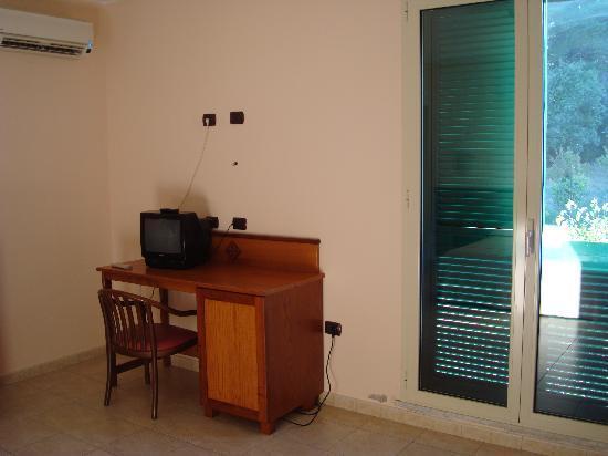Hotel Villa Selene : Chambre