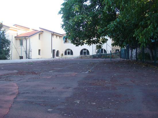 Hotel Villa Selene : Tennis