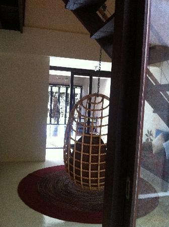 La a natu Bed & Bakery: Inside a suite