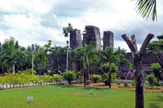 Bantayan Island, Philippines: Im Fort