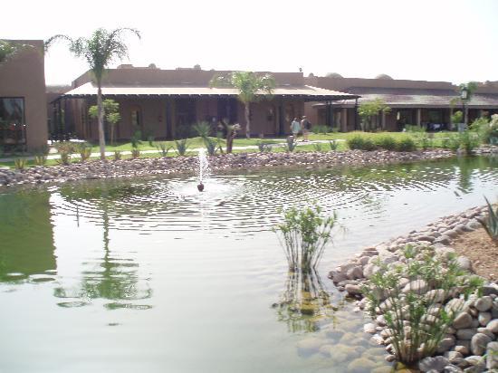 ClubHotel Riu Tikida Palmeraie: lagoon