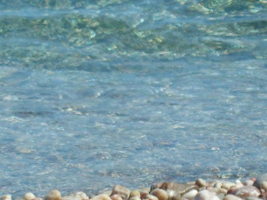 Blu Fly Club Kalispera: il mare