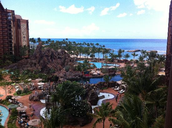 Aulani, a Disney Resort & Spa : Another view