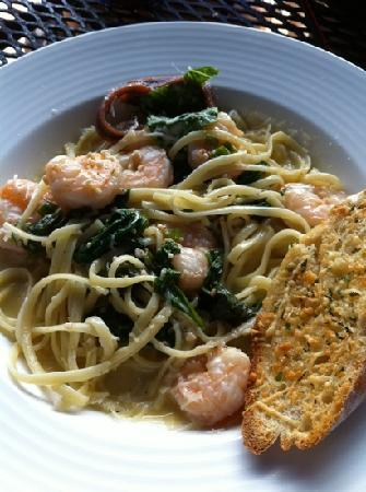 Skipper's Dock: Nudeln mit Shrimps