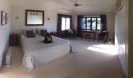 Heartland Lodge: our beautiful room!