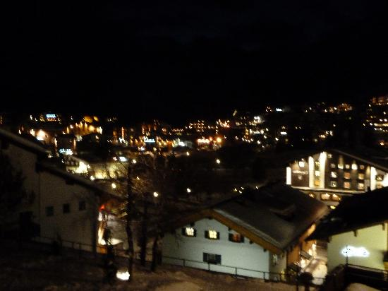 Der Berghof: View from the hotel