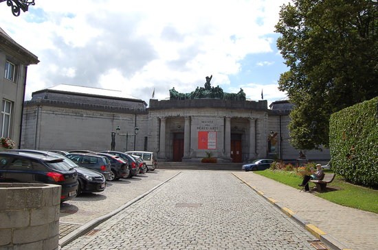 Museum of Fine Arts (Musee des Beaux-Arts)
