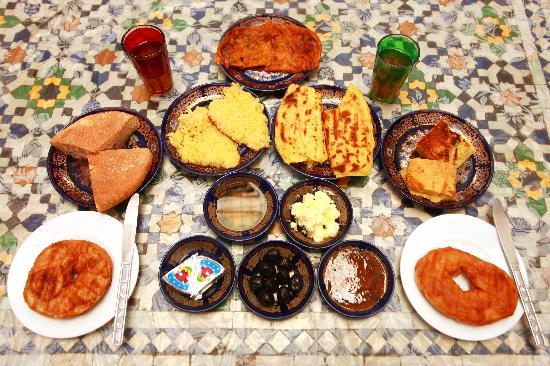 Dar Hafsa: A Must-try Breakfast!