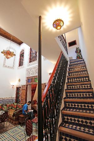 Dar Hafsa: new and very well decorated