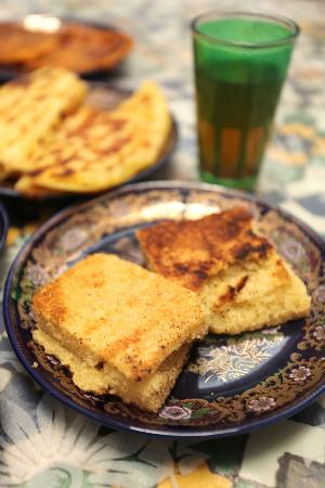 Dar Hafsa: great breakfast