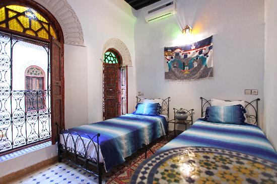 Dar Hafsa: twin room