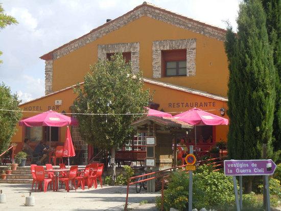Fuendetodos, Spain: Esterno locale