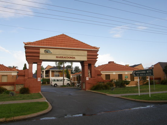 Redcliffe, Australia: entrance