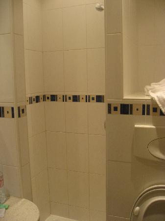 Hotel La Conga : La douche