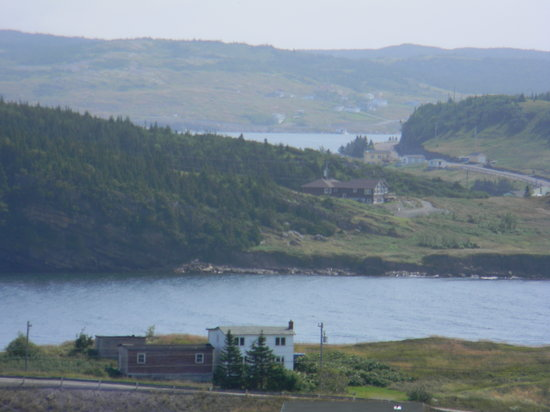 Port Rexton, Canada: View from Sherwood Suites