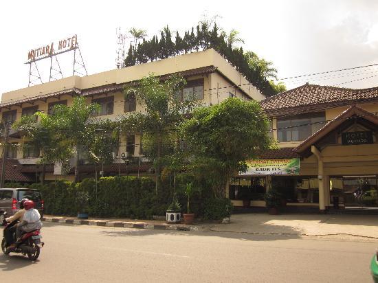 Mutiara Hotel: Hotel Building