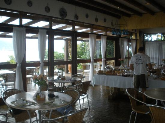 Barra do Piuva Porto Hotel: delicious breaksfast