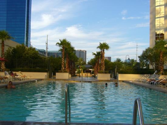 Signature at MGM Grand: la piscina della torre 2