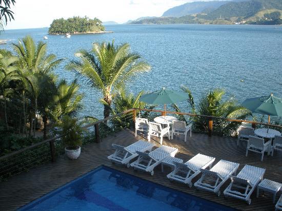 Barra do Piuva Porto Hotel: the sea near the pool