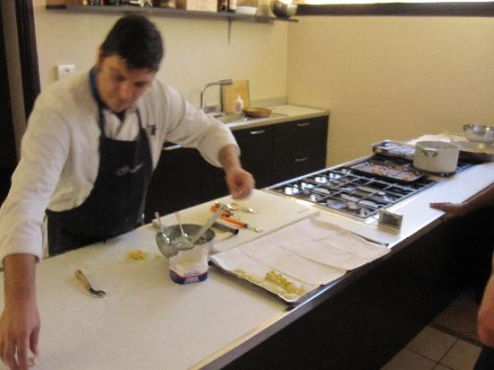 Asti, Italy: Chef Enrico Shows us How It's Done