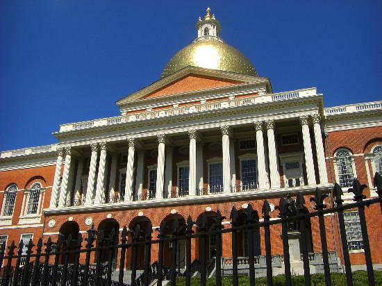 Massachusetts State House: State House