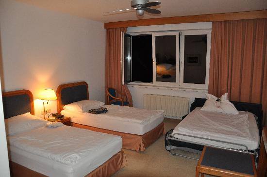 Hotel ATRIGON: Zimmer 326