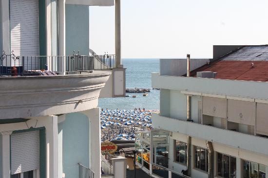 Hotel Gambrinus Mare : vue 2