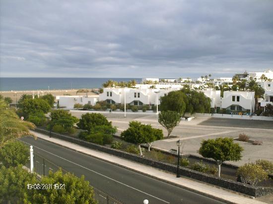 Hotel Lanzarote Village: camera vista mare