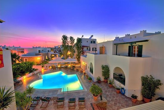Photo of Hotel Spiros Naxos